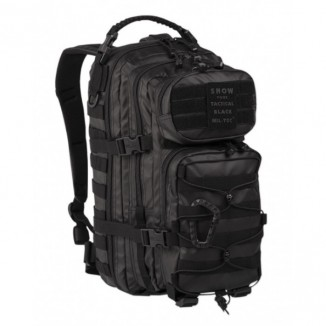 ΣΑΚΙΔΙΟ MIL-TEC ASSAULT SMALL BLACK TACTICAL STYLE 20LTR