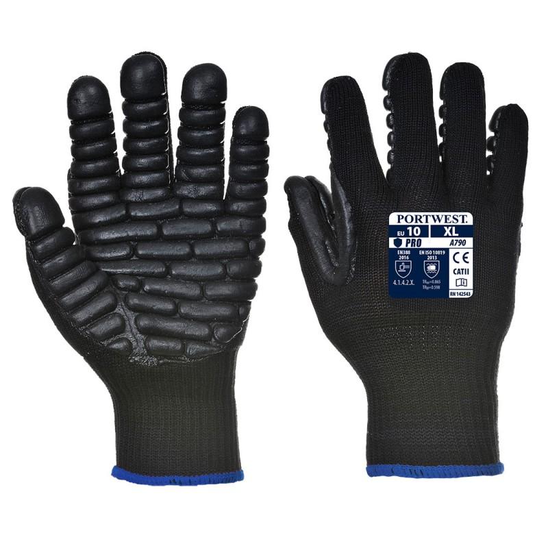 Γάντια εργασίας αντικραδασμικά A790