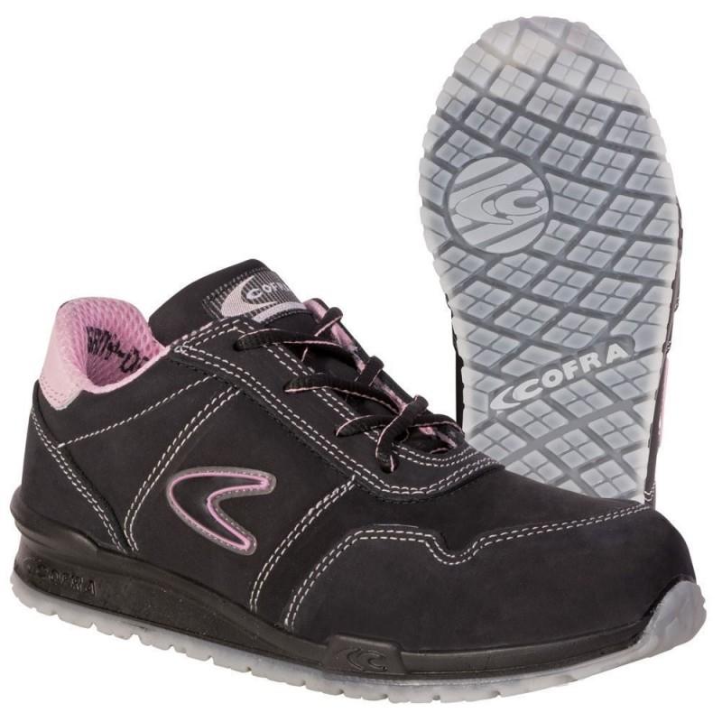 Παπούτσια ασφαλείας γυναικεία Cofra Alice S3