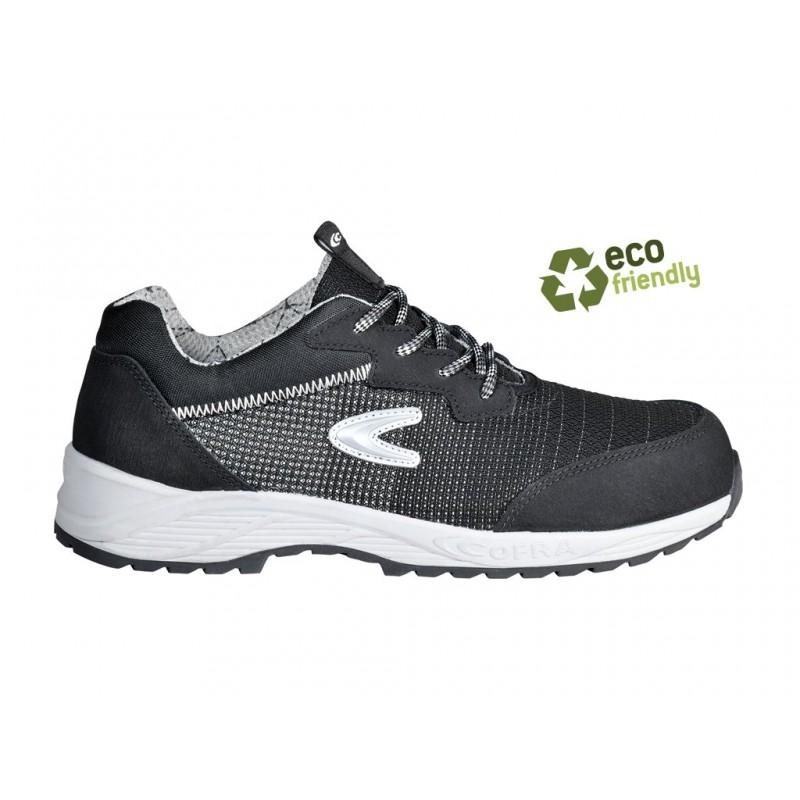 Παπούτσια ασφαλείας ανατομικά Cofra Karma Grey S3